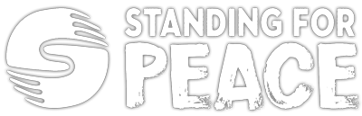 Standing For Peace!